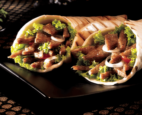 Our Beef Gyro Slices in our Ethnic and Ready to Cook line of products at Al Safa Foods is delicious, with every slice full of flavour.