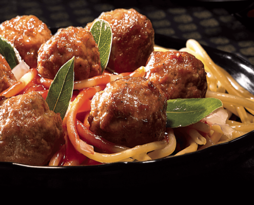 Our Beef Meatballs in our Ready to Cook and mainstream line of products at Al Safa Foods are well seasoned and fully cooked.
