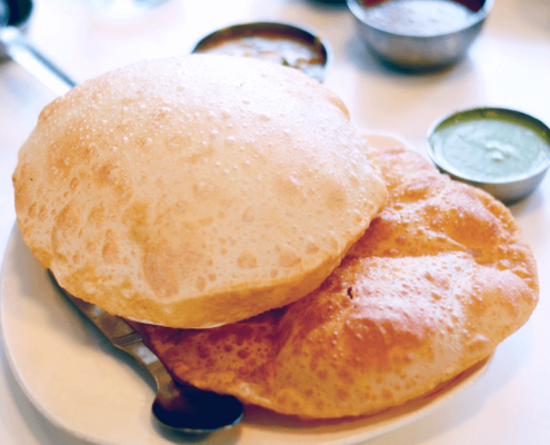 In our line of flatbreads, our authentic hand made Puri at Al Safa Foods is suitable for vegetarians and trans fat free.