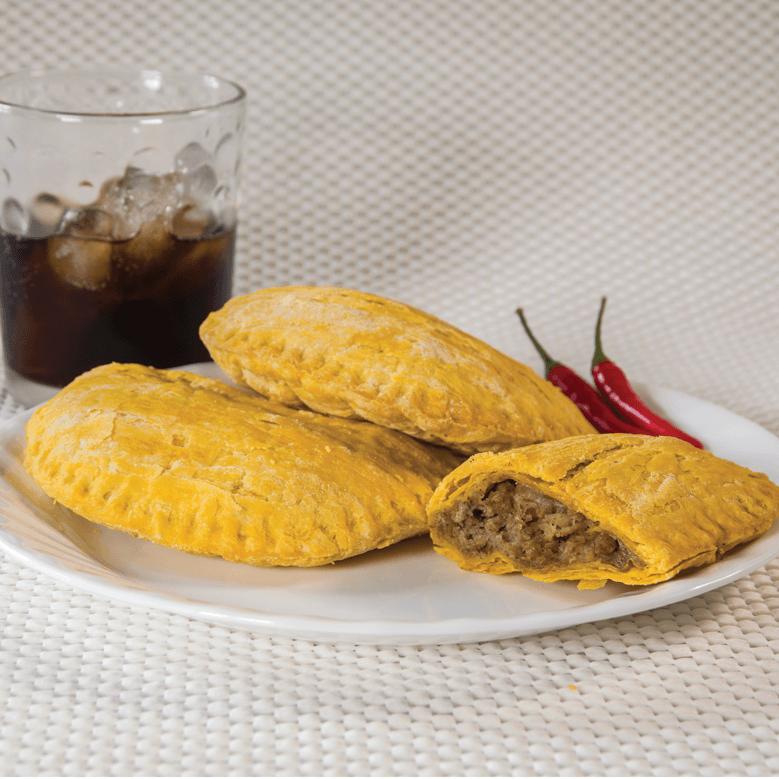 Halal Jamaican Style Beef Patties Al Safa Halal