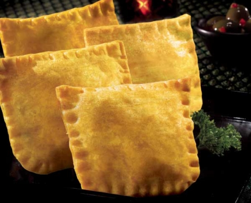 Our Jamaican Style Beef Patties at Al Safa Foods are individually wrapped, has a flaky crust and is ready in just two minutes.