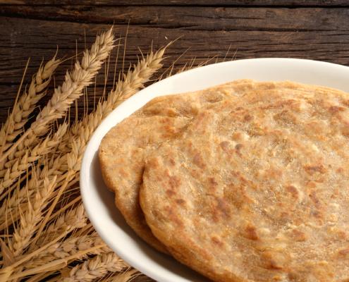 Al Safa Whole Wheat Paratha