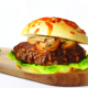 Al Safa Beef Cheese Burger